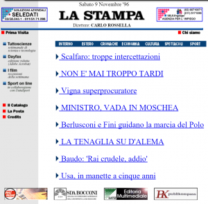 LaStampa1996